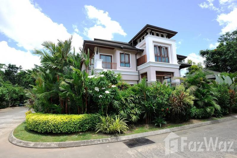 4卧室别墅出售皇家码头,普吉岛与花园,游泳池,住宅/建筑,绿色景观