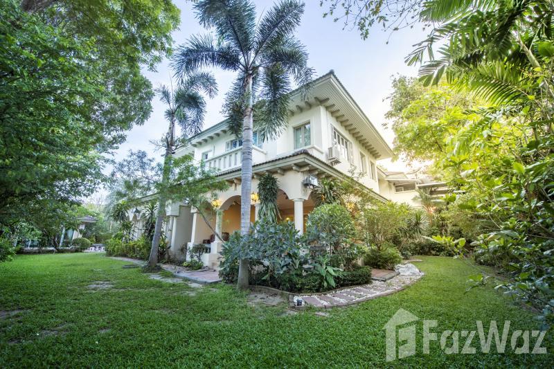 7床房出售和租在塔林陈,曼谷与花园,游泳池,绿色景观