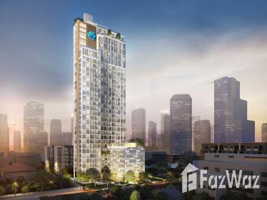 4床顶层公寓出售在Khlong Toei,曼谷观景