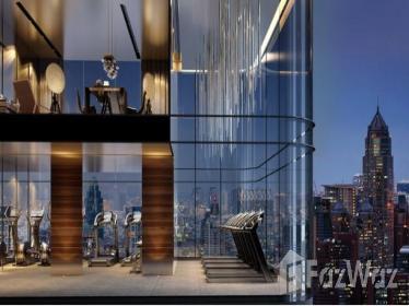 城市景观的曼谷Watthana 2卧室公寓出售,编号12198