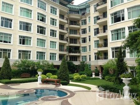 泳池景观景观,曼谷沙吞出售四床公寓