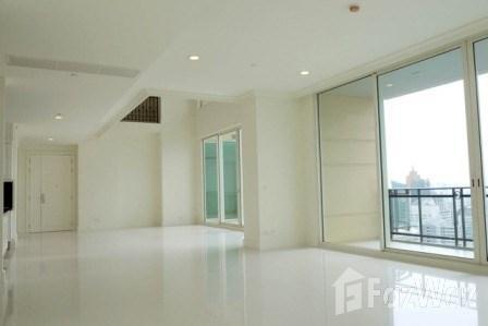 城市景观的曼谷Watthana 5卧室公寓出售
