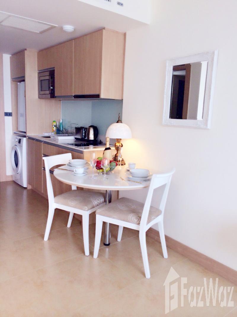 一室公寓出售和出租在Pratumnak山,芭堤雅与城市,海景,编号12221