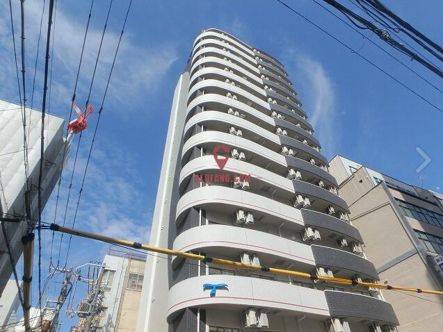 大阪中央区近堺筋本町 投资型