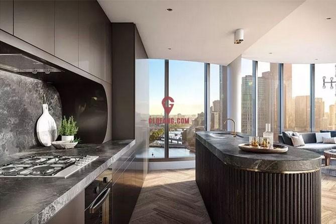 【澳洲金鼎】Flinders Bank公寓首付5.4万澳币起,编号13641