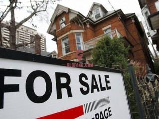 多伦多3月房地产销量同比暴跌40%,售价猛跌14.3%