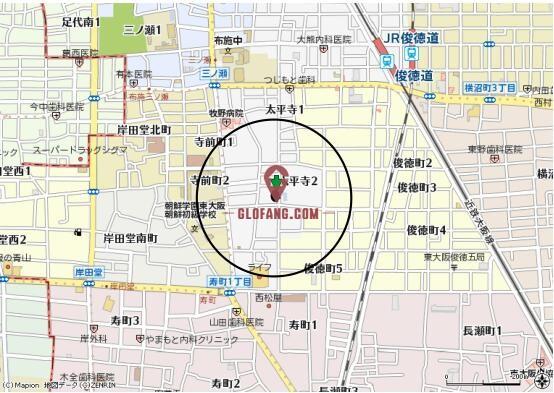東大阪太平寺2丁目一棟公寓