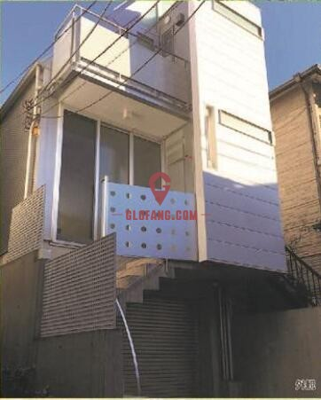 【东京涩谷区】高级独栋住宅