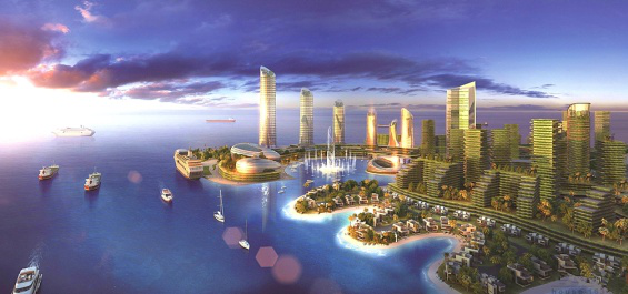 影响未来的一座城!森林城市