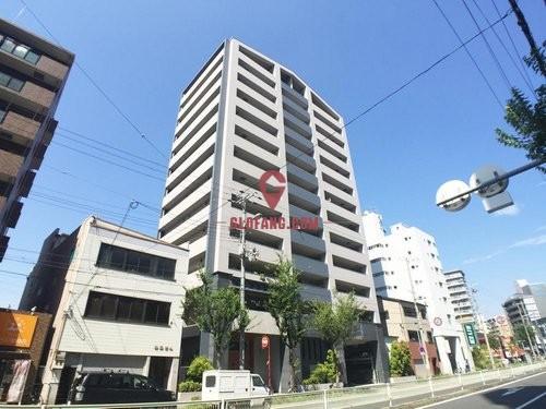 【大阪福岛区】近福岛站2室全新精装修公寓 18A19-1