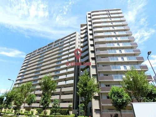 【大阪福岛区】宽敞4卧室2面阳台公寓 18A19-3