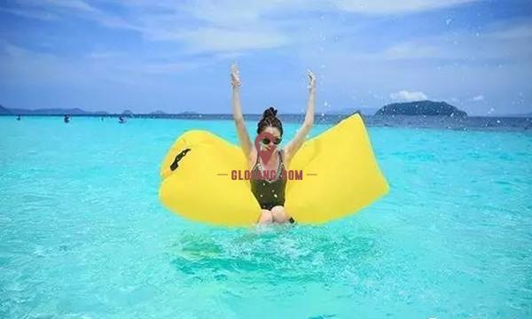 泰国当红女星Taew和圈外男友海边度假,甜蜜撒狗粮11.jpg