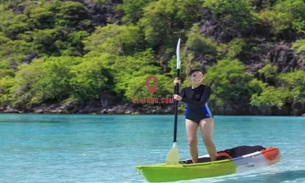 泰国当红女星Taew和圈外男友海边度假,甜蜜撒狗粮10.jpg