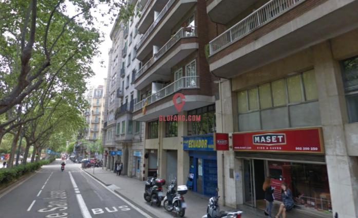 巴塞罗那旅游区商铺出售