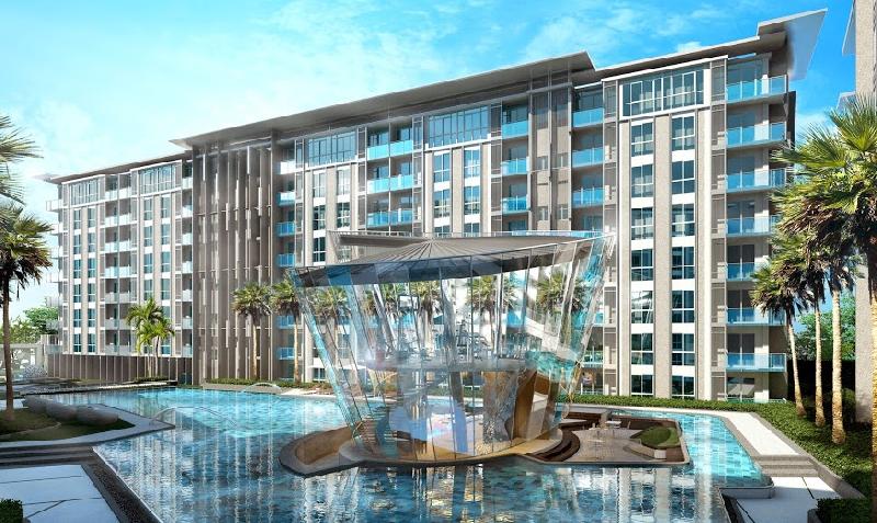芭堤雅市中心的新项目