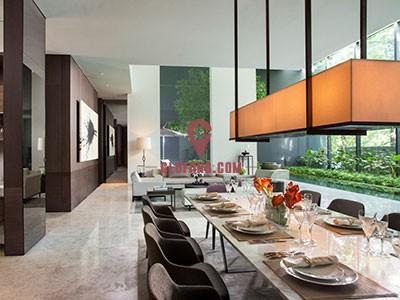 新加坡5卧6卫  Leedon Residences D10