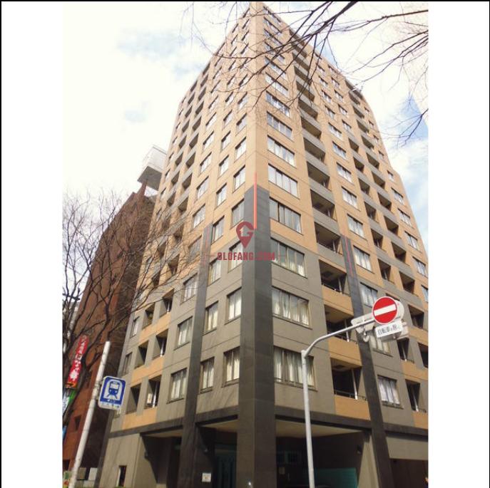 「东京都中央区」高級公寓