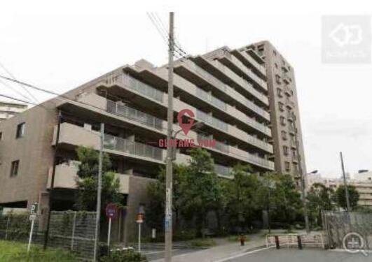 東京江東区豊洲四丁目 高级公寓