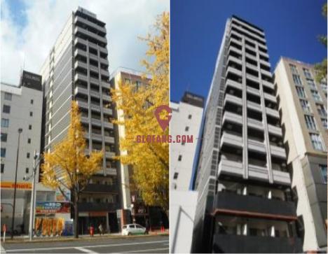 大阪市西区|投资物件,大面积房子新。超好地段!