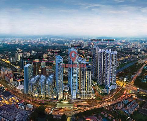 吉隆坡生态城 精装奢华公寓 只需首付10%订金