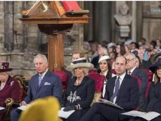 英国女王正式同意哈里王子和梅根的婚约,并为这对新人送上祝福