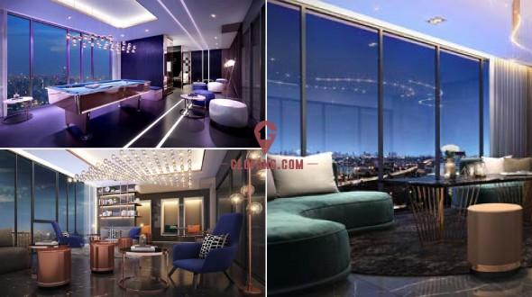 泰国地铁沿线精装公寓 高品质 坐拥黄金区位,编号15035
