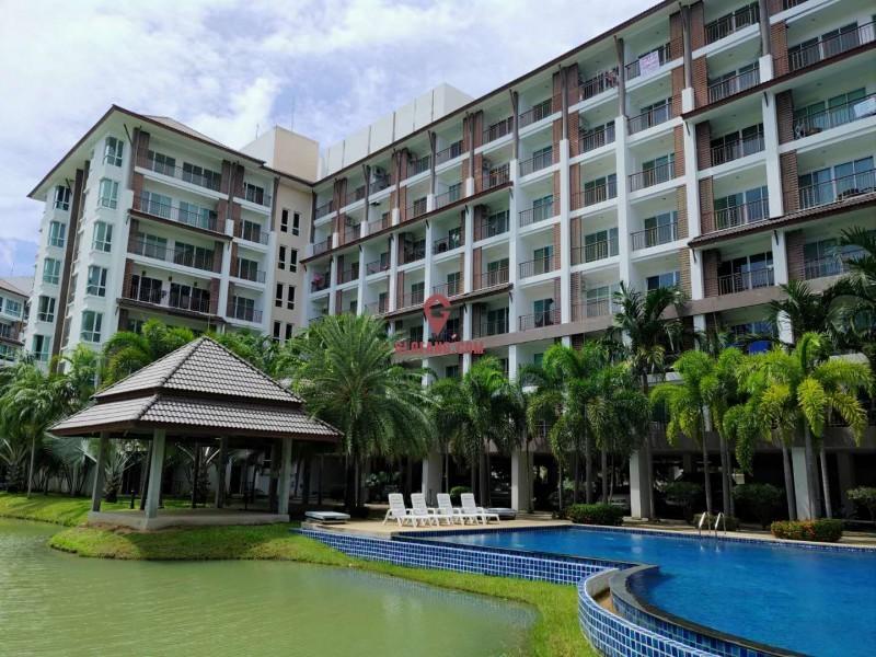 芭提雅 邦萨瑞投资型假日酒店包租10年 离海滩1000米