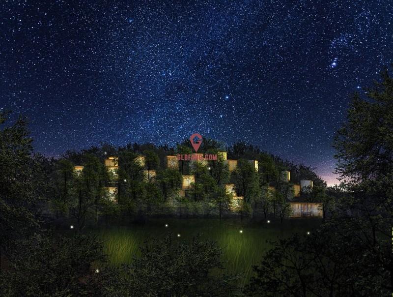 北海道新雪谷滑雪度假村豪华独栋别墅Tellus Villas