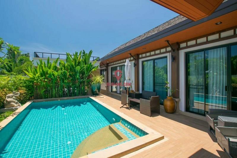 普吉岛卡塔海滩精装酒店公寓 包租8年年收益7%