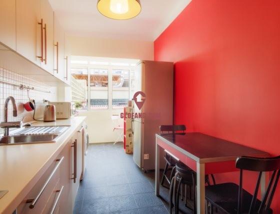里斯本市中心Arroios精美 T2 公寓出售
