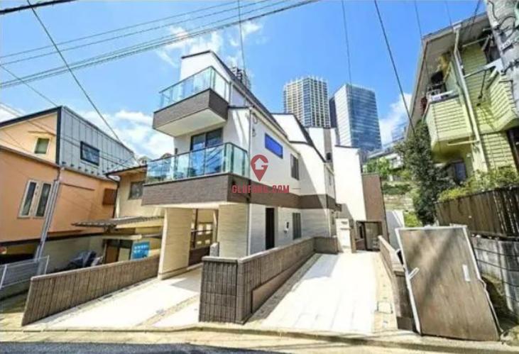 东京都·品川区 别墅 3层超大面积!已装修,可立即入住!