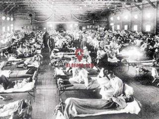 西班牙流感死亡人数:10亿人被感染 近4千万人死亡