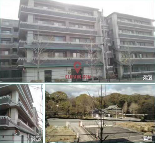 京都市左京区公寓