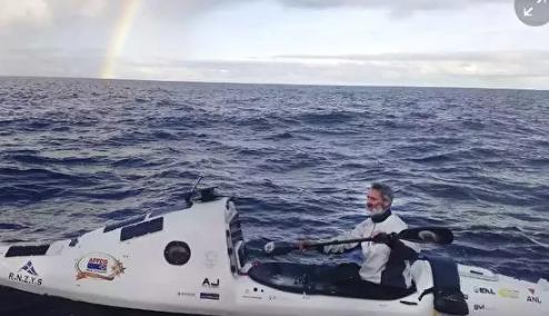 从澳洲划船来新西兰,需要多长时间?现在终于有答案了!