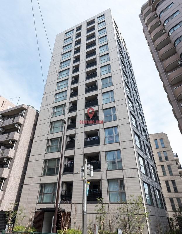 「东京都北区田端」房齢短公寓 大房型