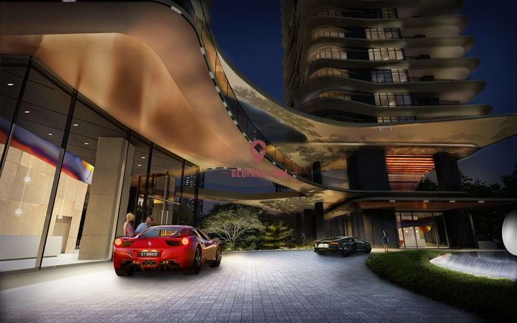 New Futura 乌节路 新公寓  永久产权