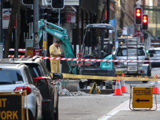 悉尼CBD天然气严重泄漏 多条街道被封锁