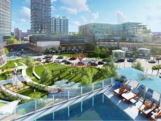达拉斯购物中心再开发 打造城市北部商业中心