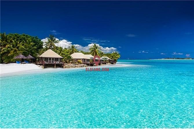 斐济淘金湾国际度假中心 蜜月淘金处女地 完美幸福生活指数
