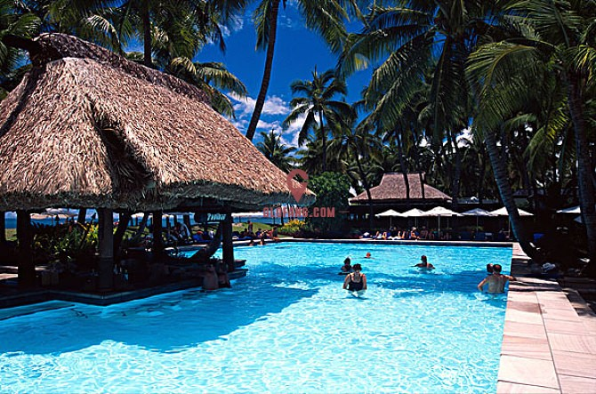 斐济:全球限量31套独栋别墅 赠移民身份 新世纪淘金湾国际度假中心