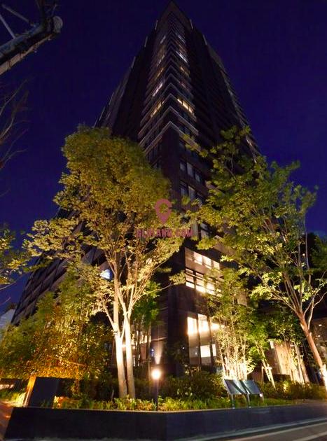 大阪中心地标帝王塔楼自住用 29层俯瞰全大阪