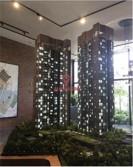 第9邮区的优质豪华公寓项目--玛庭豪苑促销活动中
