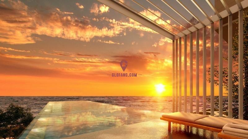 与泰皇行宫为邻|铂金海岸,投资度假两相宜!酒店包租每年7%