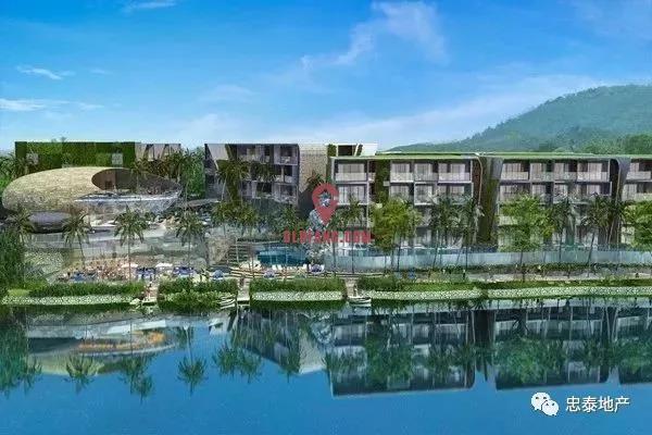 稀缺包租藏品——Coco Sea 温德姆山湖海酒店公寓