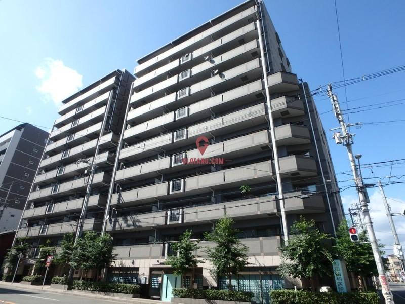 京都上京区精品公寓  可自住可投资