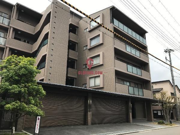京都上京区精品公寓   朝向南