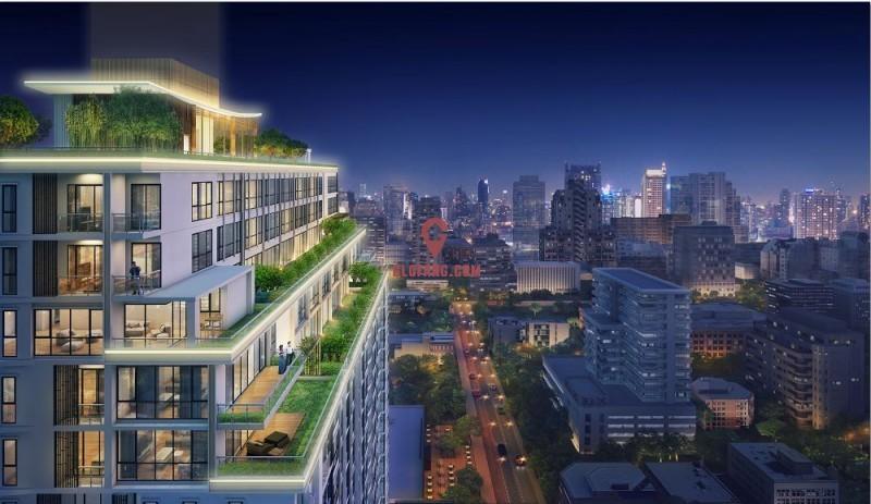 曼谷绝版区位素坤逸39巷Supalai 39东方国际公寓,编号17203