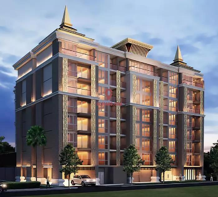 清迈Night Bazza长康夜市区最值得投资的公寓