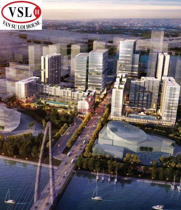 METROPOLE THU THIEM-胡志明CBD中心,编号14990