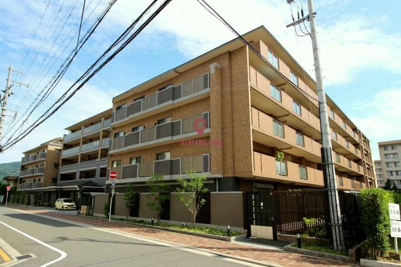 京都市左京区精品公寓  生活便利